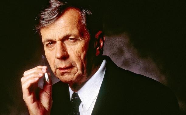 The X-Files - William B Davis - Cigarette Smoking Man