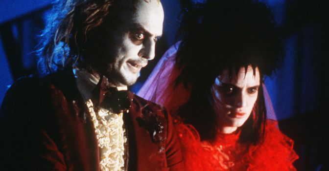 Beetlejuice Sequel - Michael Keaton and Winona Ryder